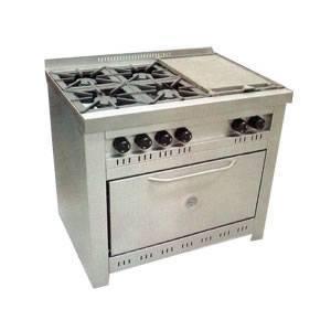 Hogar xxi cocinas industriales campanas en acero for Cocinas industriales a medida