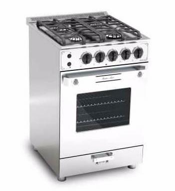 Hogar xxi cocinas industriales campanas en acero for Modelos de cocinas industriales