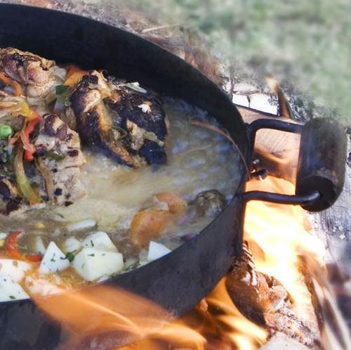 Hogar xxi parrillas cocinas hornos calefactores for Comedores escolares caba