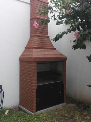 Hogar xxi parrillas for Construir una pileta de ladrillos